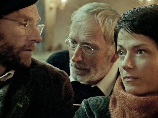 Götz Schubert, Claudia Michelsen, Frider Venus